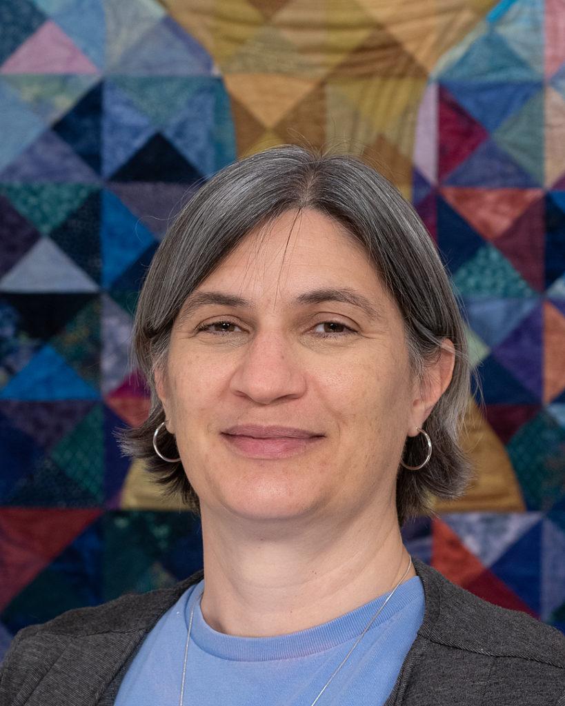 Portrait of Sandra Kosek-Sills, Board President